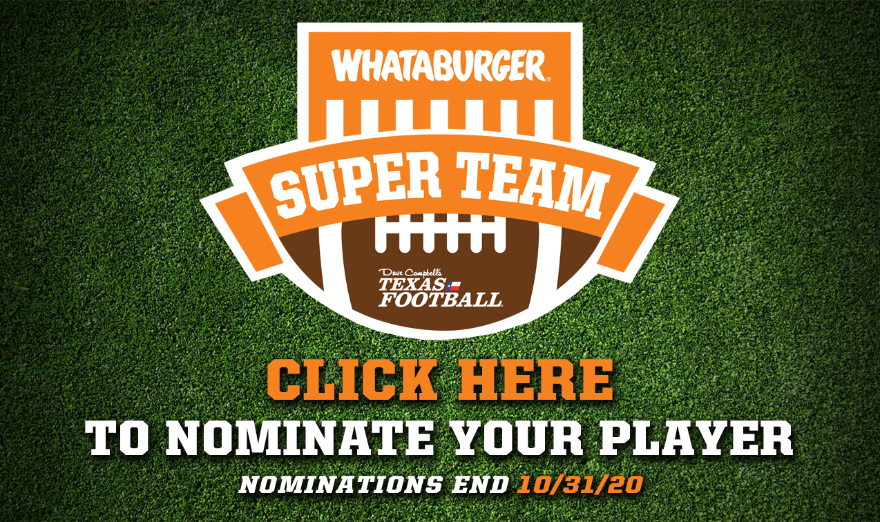 Nominate a player